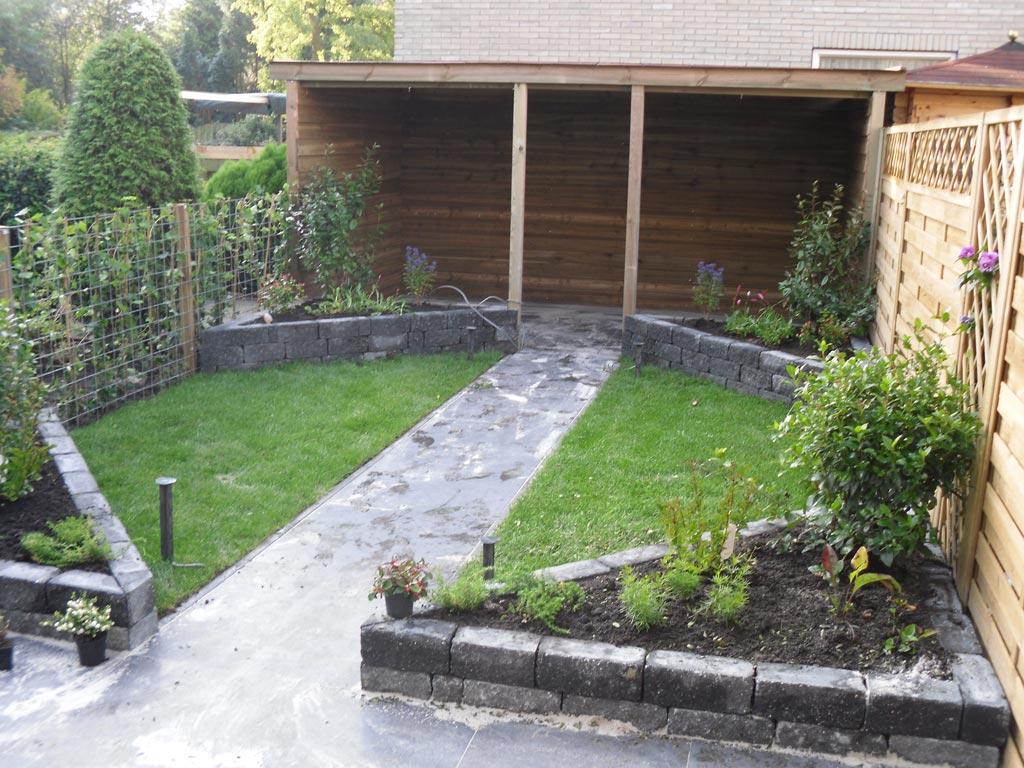 Tuin aanleggen in utrecht gelderland randstad